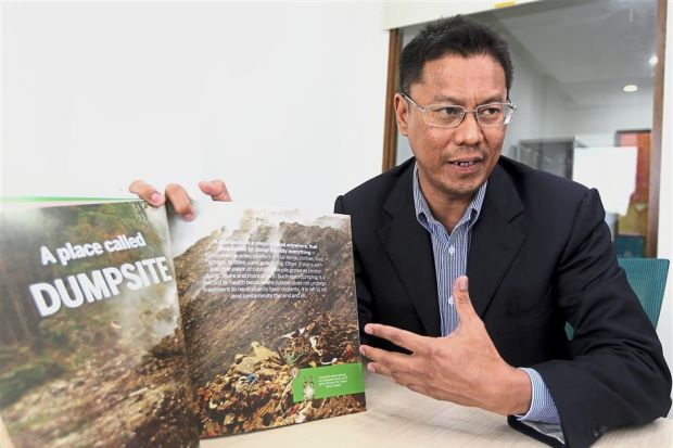 Air Hitam park is nation's first repurposed landfill